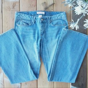 Candies Wide Leg Flare Jeans Size 9